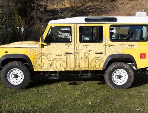 DISCOVERING COLLIO ON DEFENDER