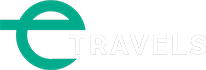 E.Travels Logo